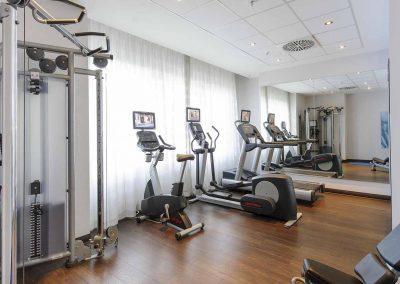 Mercure Hotel Bochum City Fitnessbereich