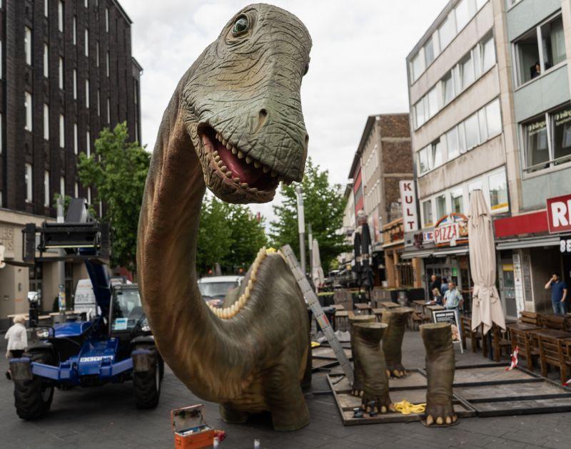 Dino City Bochum