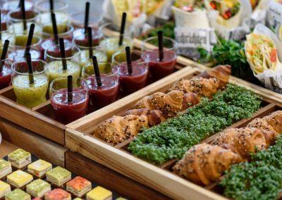 Mercure Bochum Food