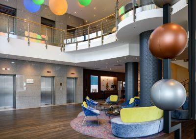 Mercure Bochum Lobby