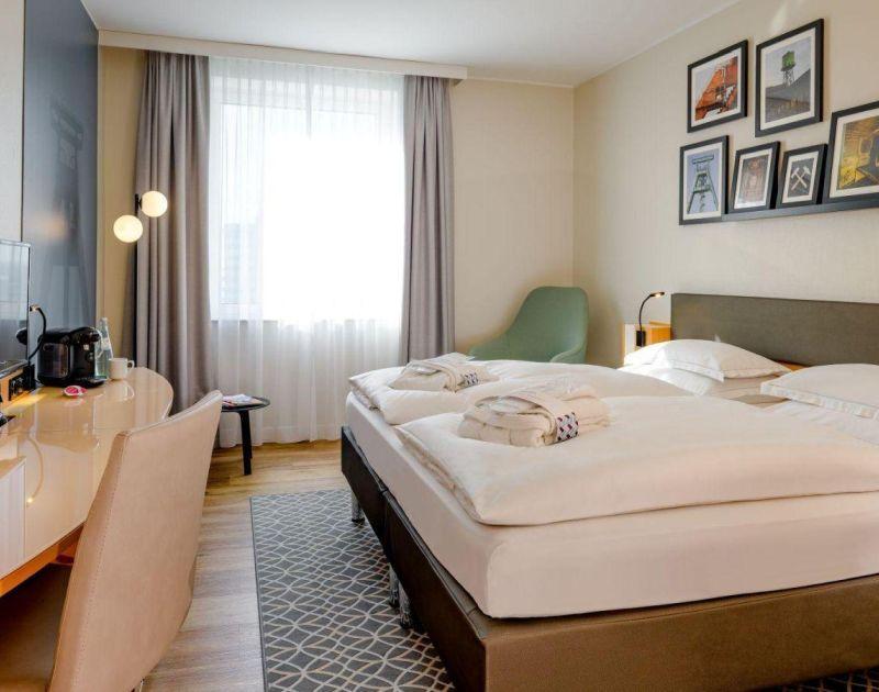 Panorama Zimmer im Park Inn Berlin Alexanderplatz