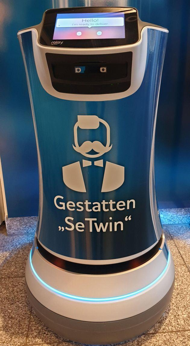 SeTwin Serviceroboter